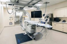 The cath lab at Sanford Aberdeen Medical Center. Photo courtesy of Sanford Health.