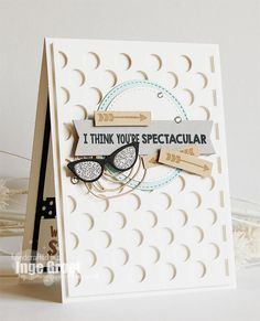 Patterned Paper : MFTWSC222, You're Spectacular!