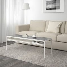 IKEA offers everything from living room furniture to mattresses and bedroom furniture so that you can design your life at home. Check out our furniture and home furnishings! Ikea Coffee Table, Tempered Glass Table Top, Ikea Us, Design Your Life, Under The Table, Furniture Styles, Living Room Furniture, Home Furnishings, Home Decor