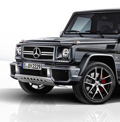 Exklusives Sondermodell: Mercedes-Benz G-Klasse Edition 463