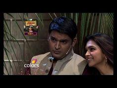 SRK Deepika on Comedy Nights with Kapil Sharma | Funny Videos | Fundoofun.com