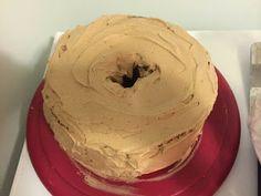 An Itty Bitty Baking Girl...: Chocolate Angel Food Cake... a Twist on ...