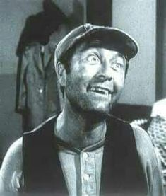 Ernest T. Bass. He was hysterical!
