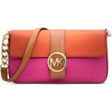 mk flap bag