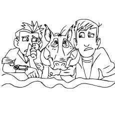 Wild Kratts Coloring Pages | Shows | Wild kratts, Coloring ...