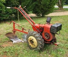 2 wheel walk behind tractor - Google Search