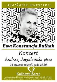 #EwaKonstancjaBułhak #koncert w #KalinoweSerce