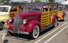1936 Ford Woody Station Wagon ★。☆。JpM ENTERTAINMENT ☆。★。