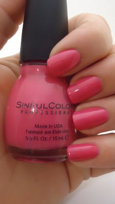 Sinful Colors - Sugar n' Spice (Sugar Rush Collection) / BreezyTheNailPolishLover