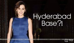 Taapsee To Buy A House in Hyderabad