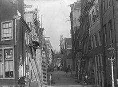Amsterdam Staalstraat 1900
