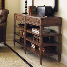 Lexington Quail Hollow Auburn Console Table  $1199