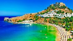 London to Rhodes £55   #best places to go #cheap flight #city breaks #europe #fight offer #flight deal #London to Rhodes #must see #quick escapade
