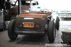 Hhr's Brooklands Special '32 Ford - Speedhunters