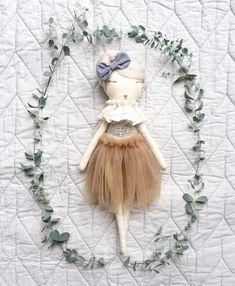 doll care Handmade heirloom dolls, carefully crafted in Australia Fairy Crafts, Doll Crafts, Diy Doll, Sewing Crafts, Diy And Crafts, Doll Sewing Patterns, Sewing Dolls, Child Doll, Kids Dolls