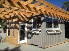 Shipping Container Homes: 2x 40ft Shipping Container Home, - Sarah House Project, - Glendale, Salt Lake City, Utah