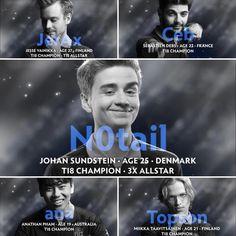 The International 2019 - DOTA 2 Grand Final - @ogdota2 vs @teamliquid - #ti9 - #noobarena_dota2 - @dota2 Dota 2, Esports, Funny Images, Finland, How To Memorize Things, Community, Memes, Funny Pics, Imagenes De Risa