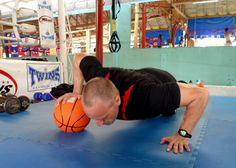 Palapon Fitness Boot Camp - Best Fitness Boot Camp Thailand . Upper Body Strengthen Camp PALAPON Style