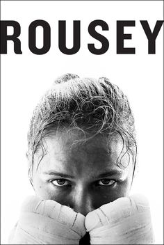 "Ronda Rousey, strongest and greatest Female fighter in the world. ""you fight like a Girl."" ""Good."""