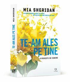 Te-am ales pe tine - Mia Sheridan - Editura Epica - epic love Michelle Obama, New York Times, Psychology, Reading, Books, Literatura, Psicologia, Libros, Book
