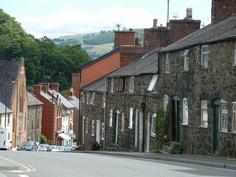 Welshpool, Wales.