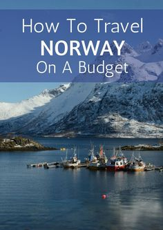 How To Travel Norway On A Budget And Still Experience The Best And Most Beautiful Parts Of The Country! via /ACruisingCouple/