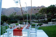 Frederick Loewe Estate | #PalmSprings wedding