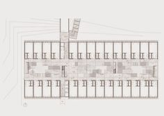 H arquitectes, Residència ETSAV, Sant Cugat 2010-2011, 2013