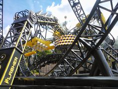 #Smiler @Spencer Fornaciari Towers Resort Official #rollercoaster #merlin