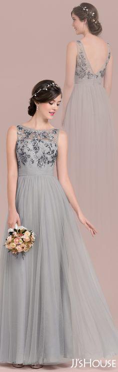 This bridesmaid dress is so amazing! #JJsHouse # Bridesmaid