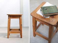 Chair イギリスアンティーク家具オールドパインスツール椅子K 129 インテリア 雑貨 Antique ¥15000yen 〆07月10日