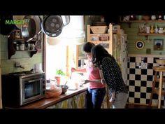 Kuchařka ze Svatojánu: Kváskový chleba, který můžete péct denně - YouTube..kdyby jen tolik nejapala..:(