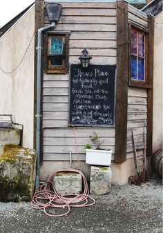 Fleurs Place: Otago, New Zealand Fantastic food ,Lovely seafood. Kara Rosenlund, Long White Cloud, Pop Up Shops, Fishing Villages, Store Displays, South Island, New Zealand, Places To See, The Good Place
