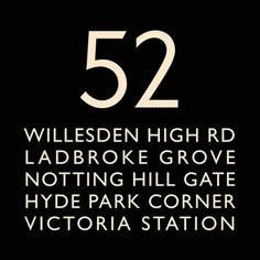 Bus Route 52
