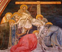 13 Taken down Deposition of Christ from the Cross, Pietro Lorenzetti by f_snarfel, via Flickr