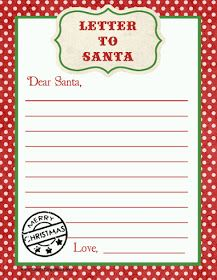 Christmas Opinion Writing Unit  Dear Santa  Persuasive Writing