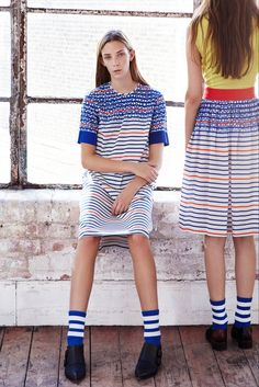 Preen Line Spring 2015 Ready-to-Wear - Collection - Gallery - Style.com