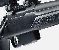 Tikka Rifle special features - Magazine