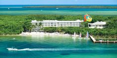 Enjoy water sports, a private white sand beach and amazing views at Hilton Key Largo Resort. This Key Largo hotel is located on 12 oceanfront acres. Key Largo Hotel, Key Largo Resorts, Hotels And Resorts, Best Hotels, Amazing Hotels, Florida Keys Hotels, Florida Bay, Florida Vacation, South Florida