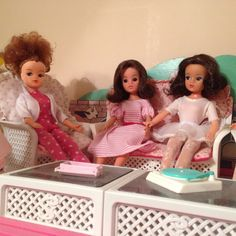 Sindy Small World, Barbie, Dolls, Friends, Photos, House, Furniture, Collection, Vintage