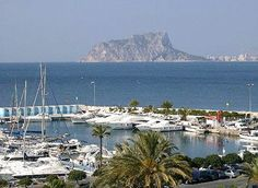 We used to live in Moraira for 10 years!