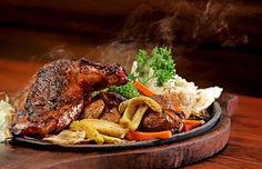 Rusty Chicken Sizzler at Cafe Mangii, Mumbai