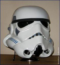 GINO ANH Hero Stormtrooper Helmet