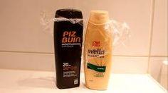 UNNGÅ SØL: Sjampoflasker og andre flytende produkter har en lei tendens til å eksploderer på flyturen. Legg plast under lokket, så slipper du søl.