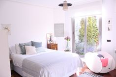 blog - Deco & Living Love Home, My Dream Home, Ideas Prácticas, Minimalism, New Homes, Bedroom, Live, Furniture, Home Decor