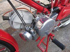 Moto Guzzi Motoleggera - Engine