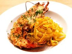 Classic Lobster Thermidor: Lobster Thermidor