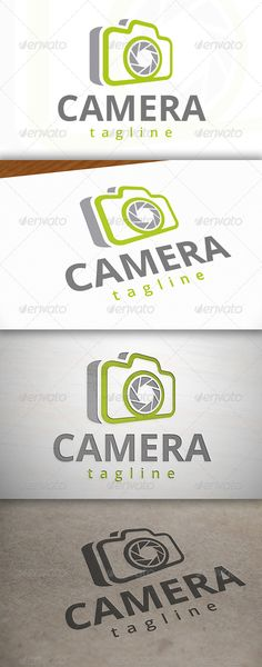 Photography Logo Template — Vector EPS #technology business #professional • Available here → https://graphicriver.net/item/photography-logo-template/6937972?ref=pxcr