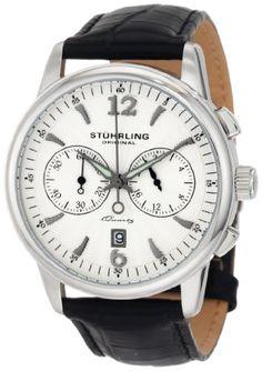 Stuhrling Original Men's 186L.33152 Symphony Aristocrat Patrician Chronograph Date Watch Stuhrling Original http://www.amazon.com/dp/B0017ZSFX6/ref=cm_sw_r_pi_dp_OA5Mtb0073149AV3