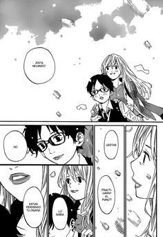 Manga Shigatsu wa Kimi no Uso Capítulo 41 Página 28